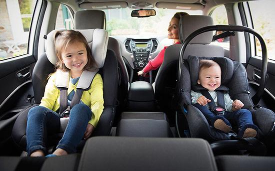نکات مهم و کلیدی در انتخاب صندلی خودرو کودک